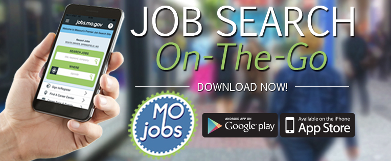 Job Search On-The-Go