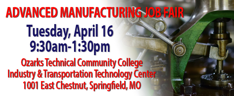 Advanced Manufacturing Job Fair