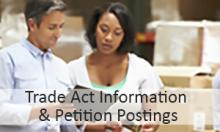 Click for petition postings
