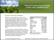 MERIC Farms and Agribusinesses