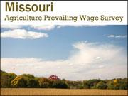 Missouri Agriculture Prevailing Wage Survey