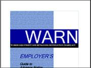 Employer Guide to WARN